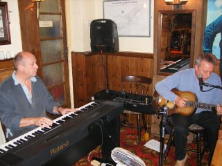 Greg & Steve at Seiners